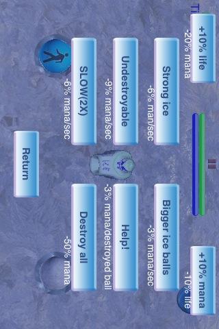 Screenshot Ice vs fire 3D