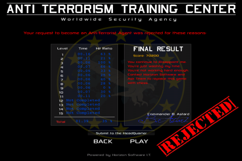 Screenshot A.T.T.C – Anti Terrorism Training Center SE