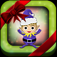 Christmas Elf Mega Holiday Fun Jump for Kid-s